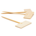 Skewers - Bamboo Deli Sticks x 50