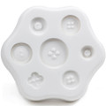 Silicon Mould - Buttons 7 Hole