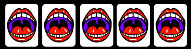 Capcom Pinball Magic Drop target sticker set