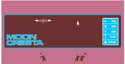 Moon Cresta Control Panel Overlay