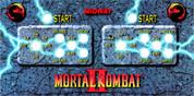 Mortal Kombat 2 Control Panel Overlay