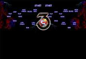 Mortal Kombat 3 Control Panel Overlay