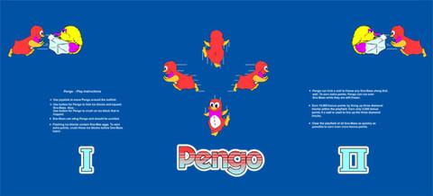 Pengo Custom Control Panel Overlay