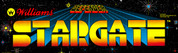 Stargate Video Arcade Marquee