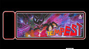 Tempest Video Arcade Marquee