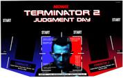 Terminator 2 T2 Control Panel Overlay