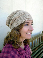 Squish Me Hat - KIT (Includes Pattern)
