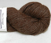Espresso _ Chocolate Brown Worsted Alpaca Blend