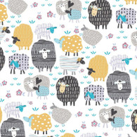 Zippity Vue Large - Bah Bah Sheep