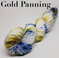Twisted Owl Yarn - Gold Panning