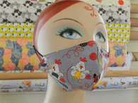 Face Masks - Knitting Chickens