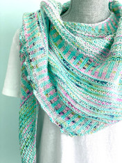 Breathe and Hope Shawl