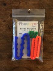 Needle Wranglers - 1Jumbo, 1 Standard. 1 Mini