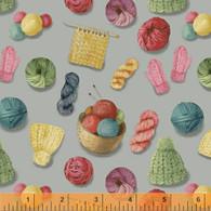 Zippity Vue Large - Yarn & Mittens