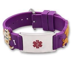 Medical ID Bracelet for Kids