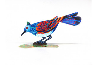 Gifted Bird Sculpture (Double Sided) By David Gerstein
