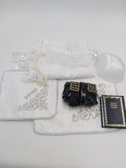 High Quality Set Tefillin Bar Mitzvah For Left Handed Sephardic Jewish Kosher Tefilin Sefaradi
