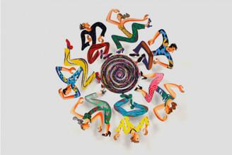 Disco Fruit Bowl By David Gerstein