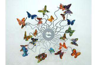 Butterflies Forever Fruit Bowl By David Gerstein