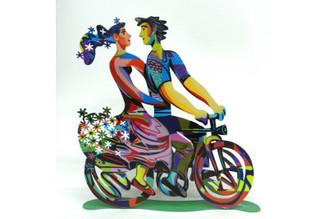 Spring Ride Sculpture By David Gerstein