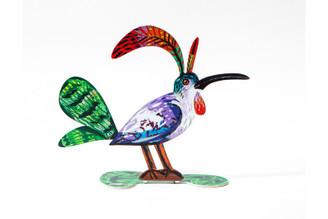 Singing Bird Sculpture By  David Gerstein
