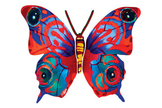 Mira Butterfly ( Wall Hanging ) By David Gerstein