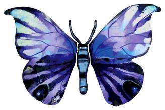 Yafa Butterfly ( Wall Hanging ) By David Gerstein