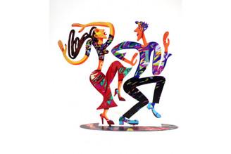 New Dancers Sculpture By David Gerstein