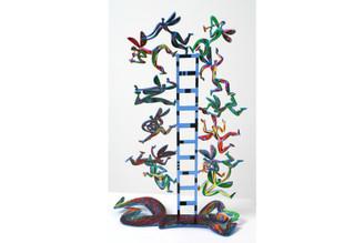 Jacob's Ladder Sculpture By David Gerstein