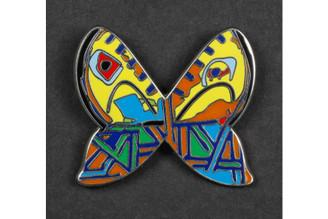 Butterfly Brooch By David Gerstein