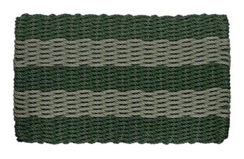 Evergreen and Fern Shoreline Doormat