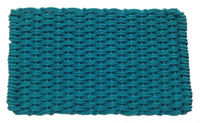 Teal Basket Weave