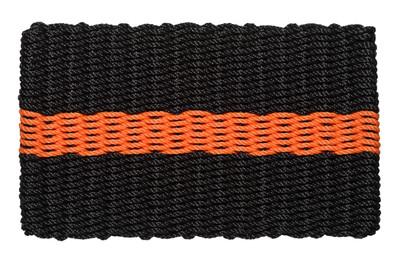 The thin orange line represents Search and Rescue personnel.