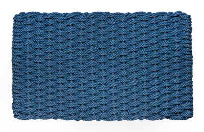 Federal Blue Basket Weave