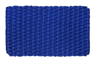 Blue Basket Weave