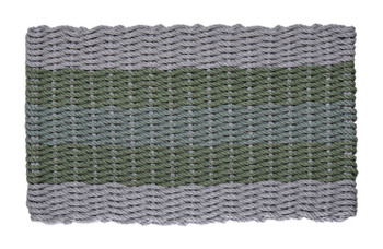 Gray, Fern and Bluestone Shoreline
