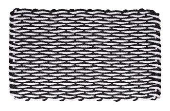 Black & White - Wave Series Doormat