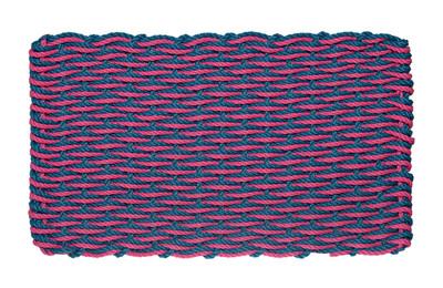 Hot Pink & Teal Wave