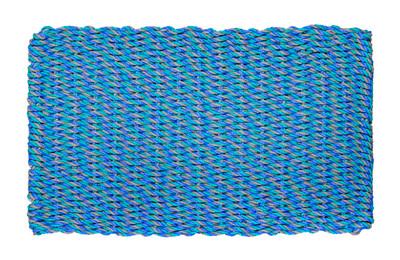 Periwinkle Kaleidoscope Original Doormat