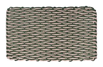 Evergreen & Palomino Wave Doormat