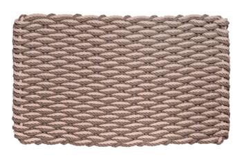 Palomino & Taupe Wave Doormat