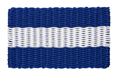 Nautical Signal Flag Doormat Juliet