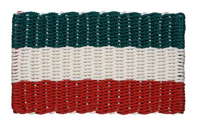 Italy Flag Doormat