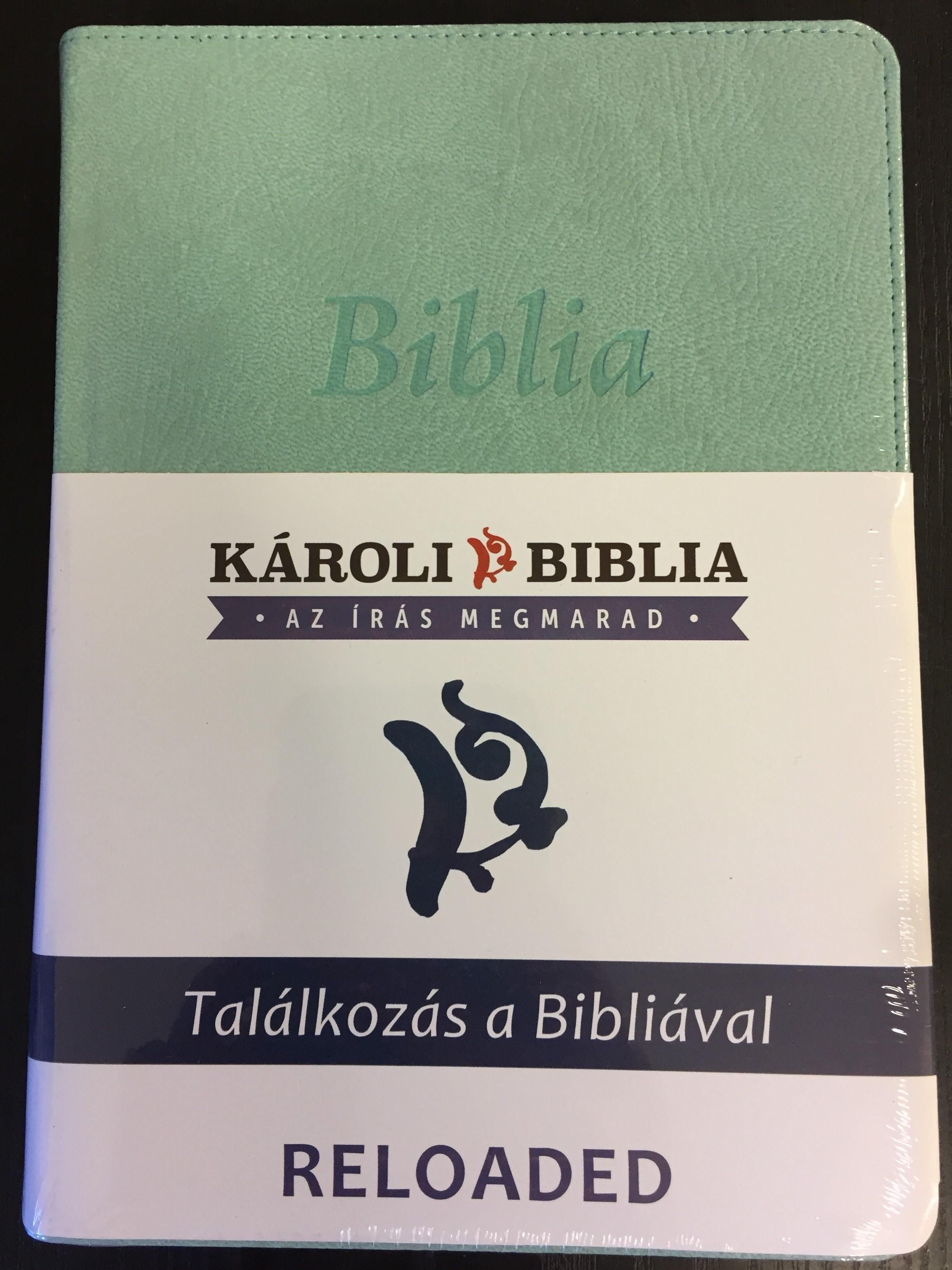 -hungarian-k-roli-bible-reloaded-pu-imitation-leather-cover-olive-magyar-biblia-revide-lt-k-roli-k-z-pm-ret-oliva-m-b-r-words-of-god-and-words-of-jesus-in-red-1-.jpg
