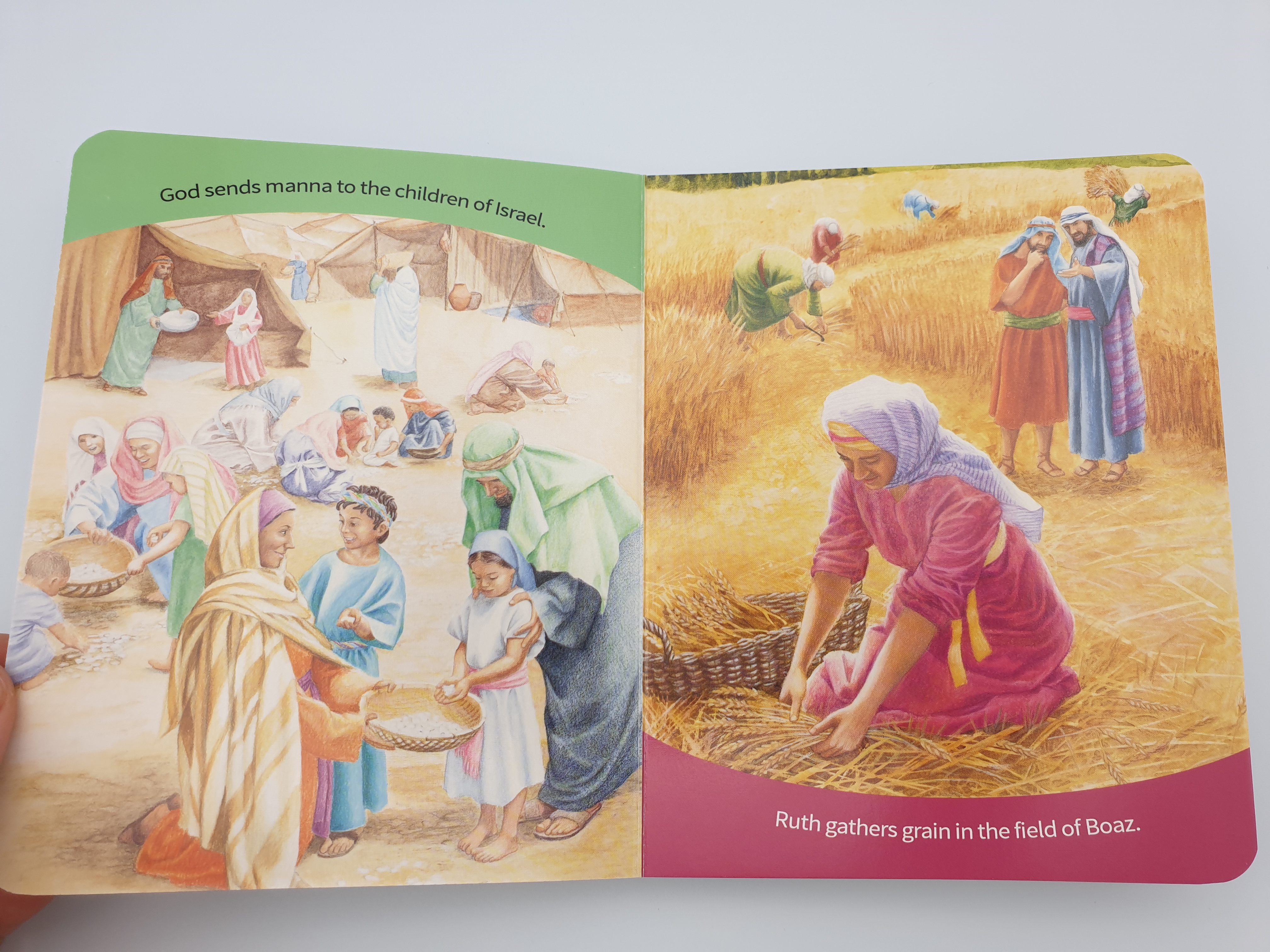 Bible Pictures for toddlers - From the book 101 Favorite Stories from the Bible 4.JPG