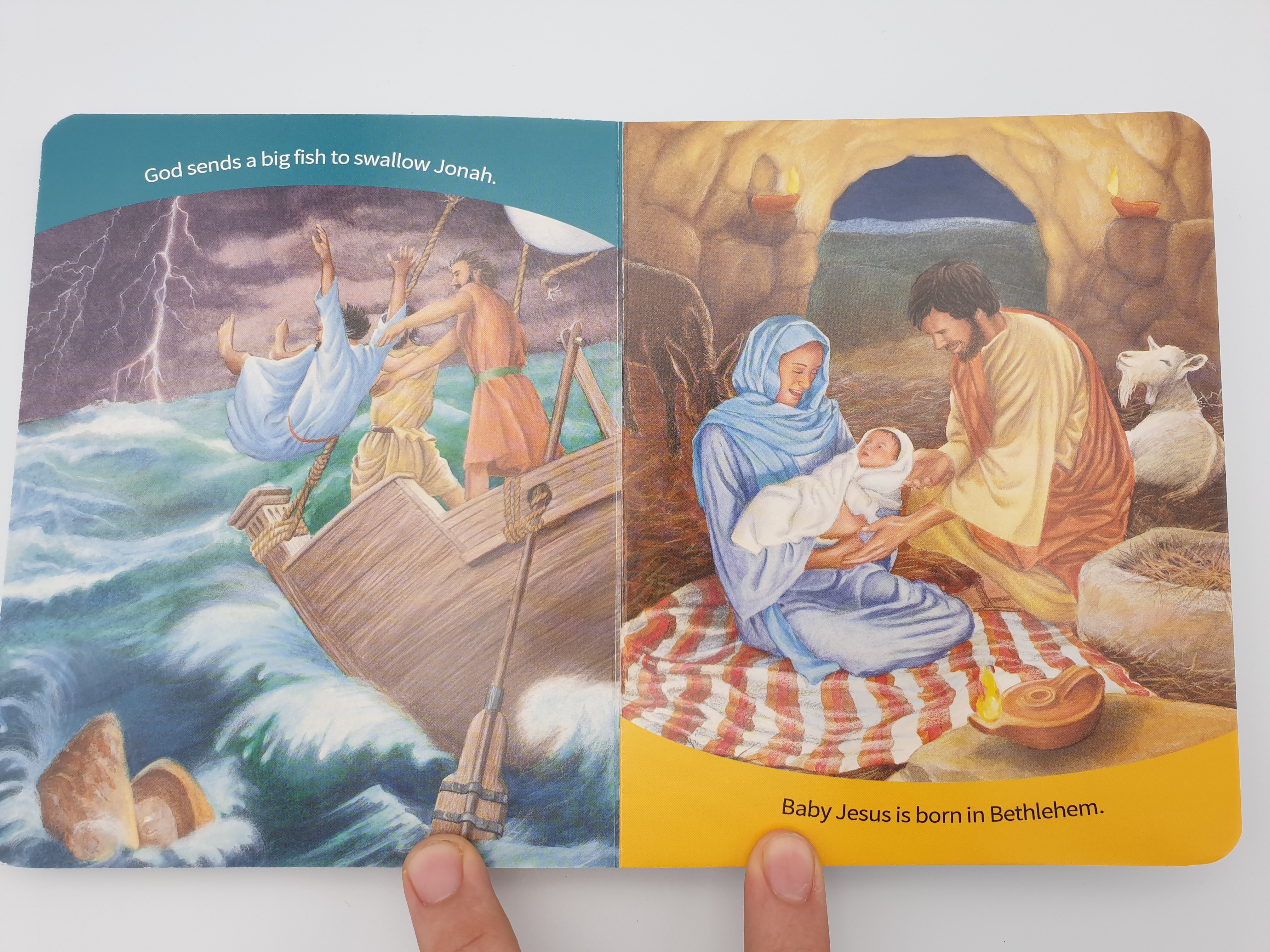 Bible Pictures for toddlers - From the book 101 Favorite Stories from the Bible 6.JPG