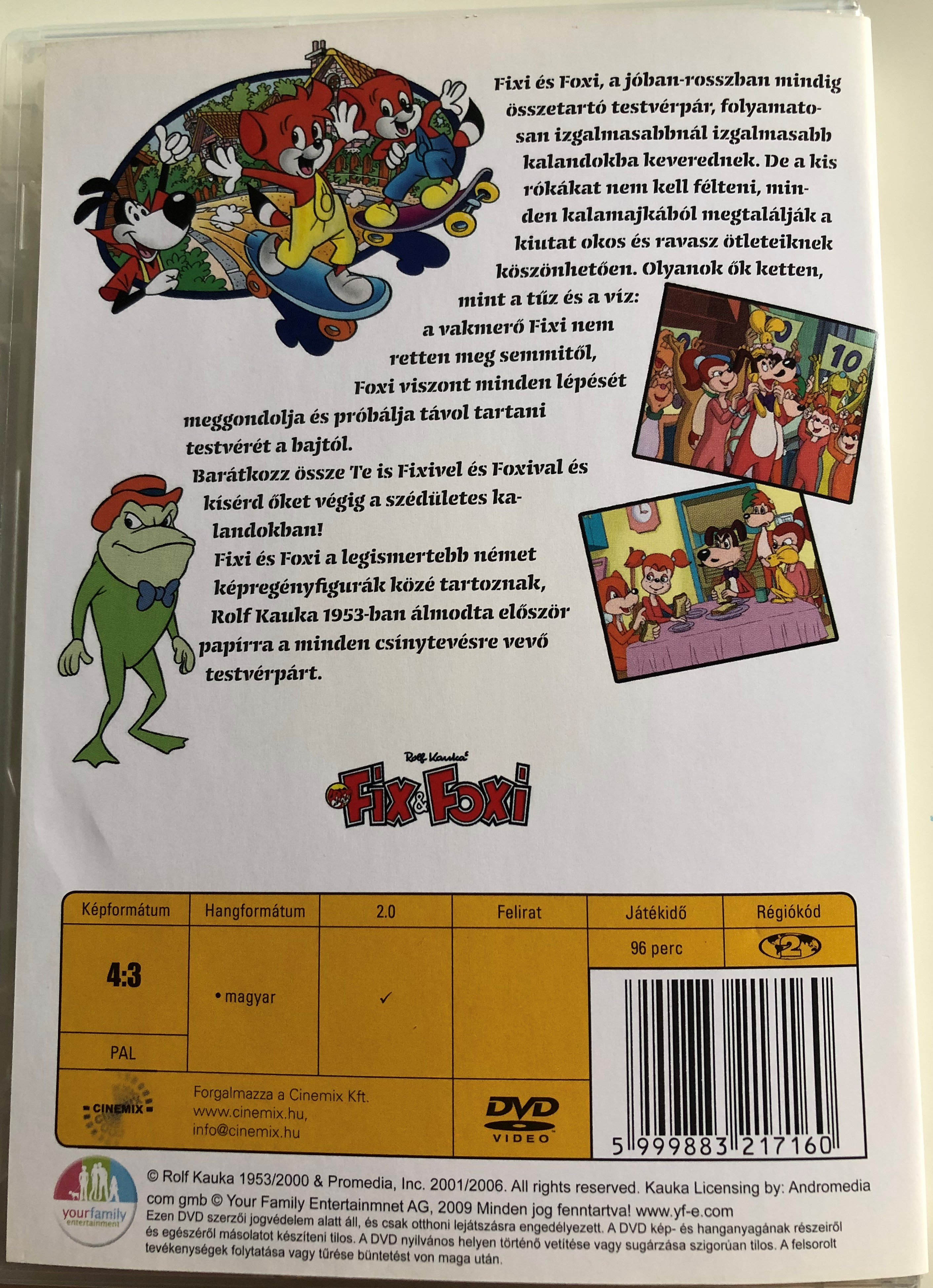 Fix & Foxi and Friends 1 DVD 1