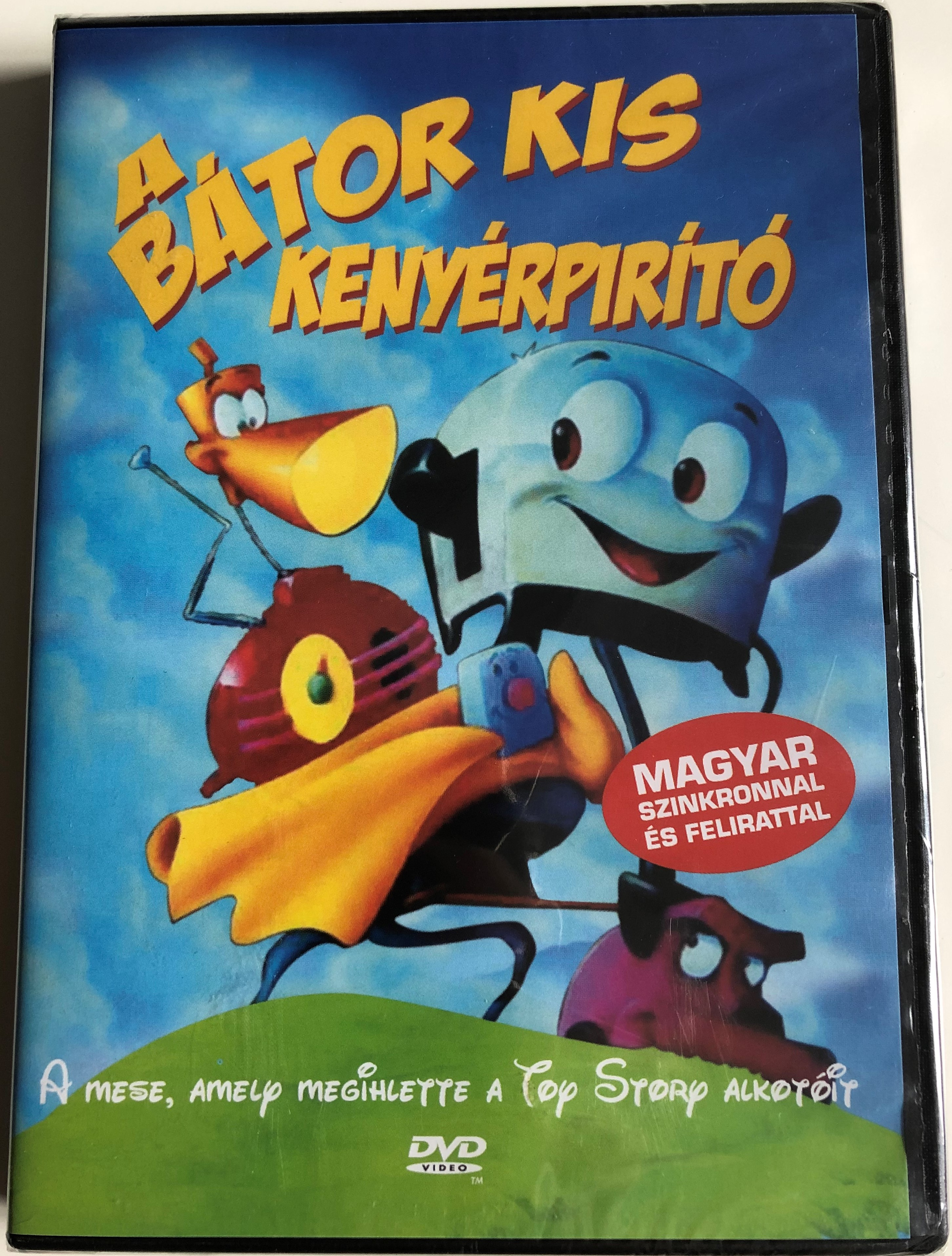 The Brave Little Toaster Dvd 1987 A Bator Kis Kenyerpirito Directed By Jerry Rees Starring Deanna Oliver Timothy E Day Jon Lovitz Tim Stack Bibleinmylanguage