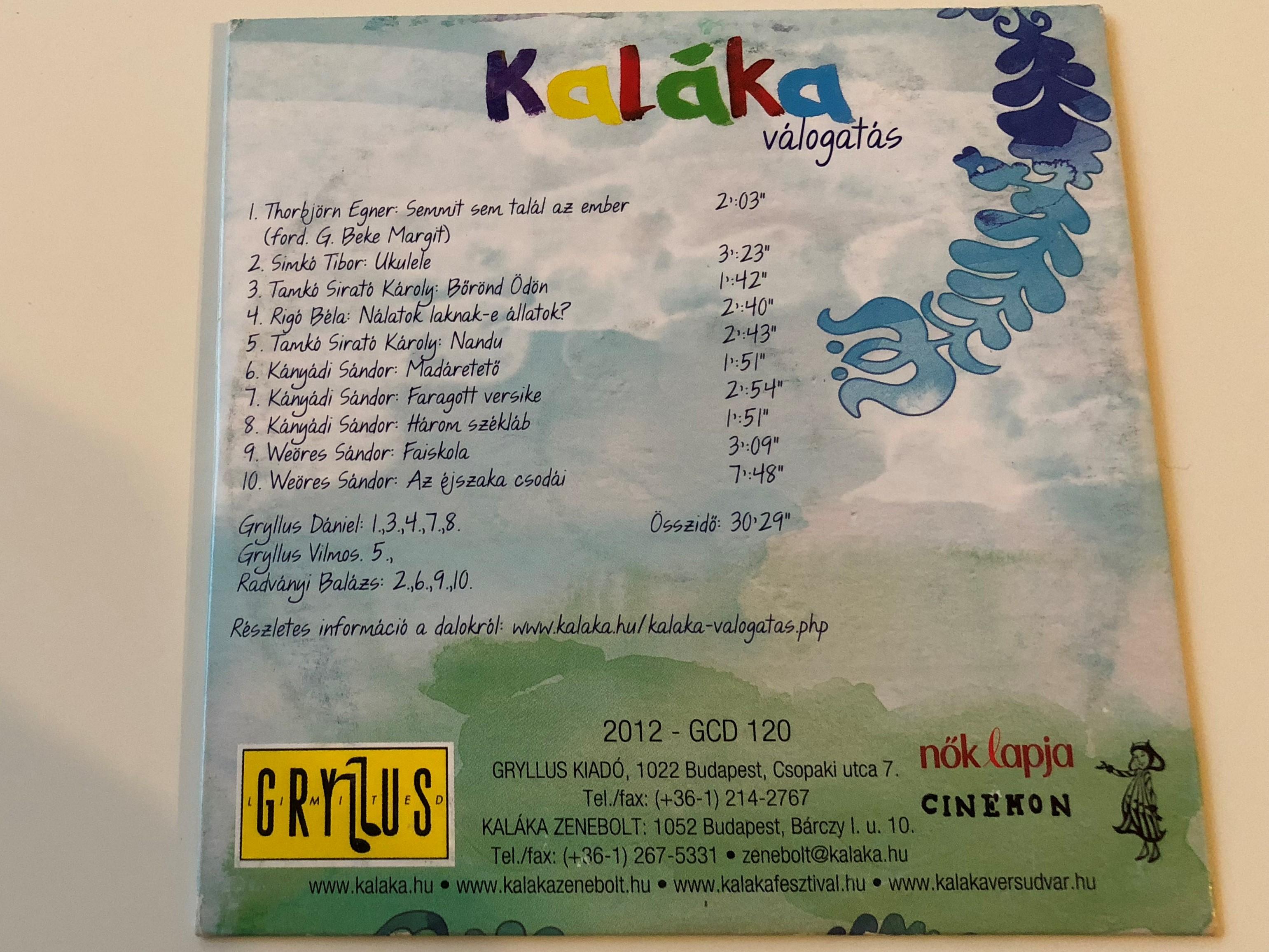 a-nok-lapja-bemutatja-kalaka-valogatas-nalatok-laknak-e-allatok-nandu-fakatona-borond-odon-madareteto-faiskola-ukulele-gryllus-kiado-audio-cd-2012-gcd-120-2-.jpg