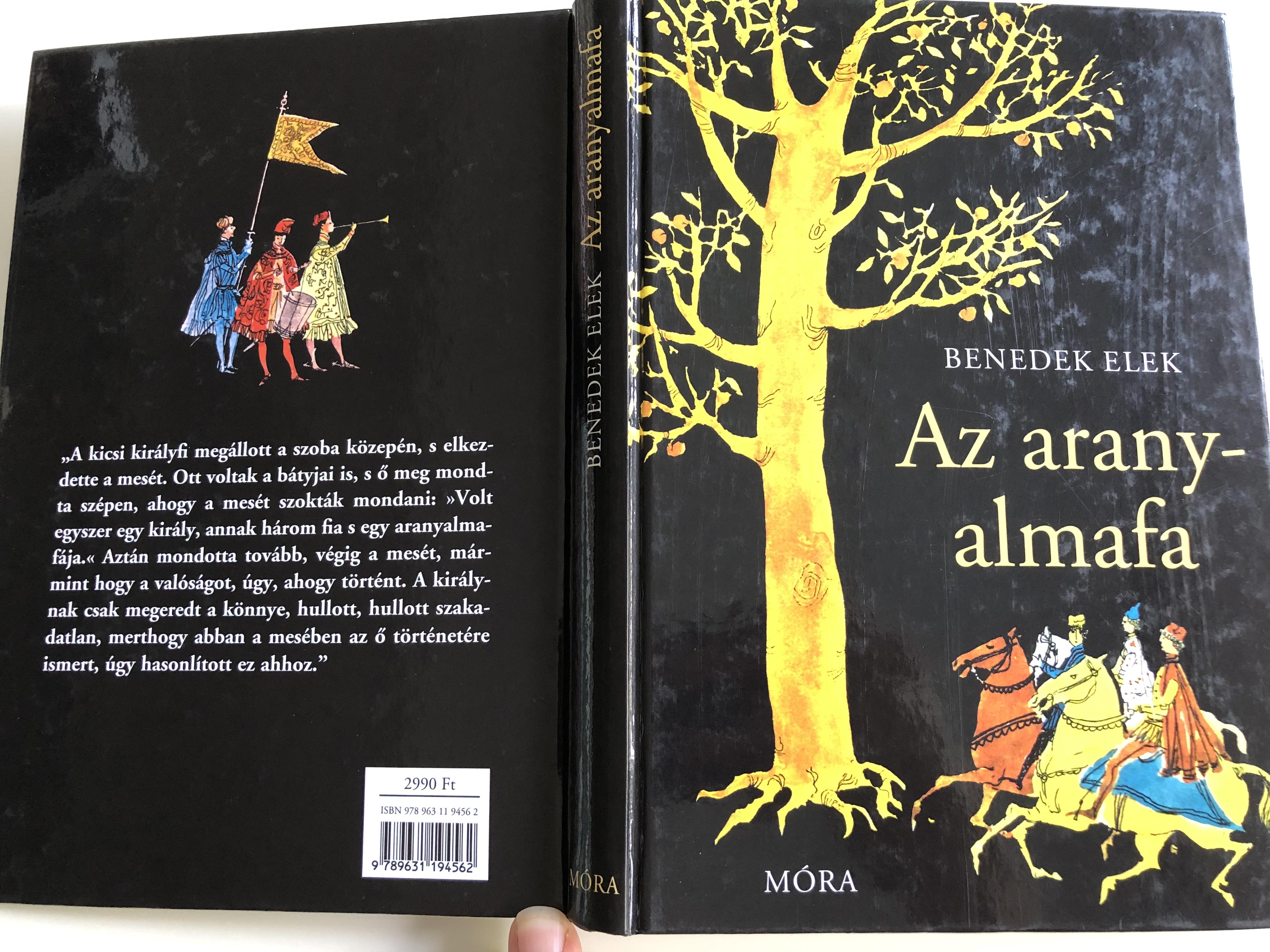 az-aranyalmafa-by-benedek-elek-foreign-stories-in-hungarian-language-7th-edition-illustrations-szecsk-tam-s-m-ra-k-nyvkiad-2013-9-.jpg